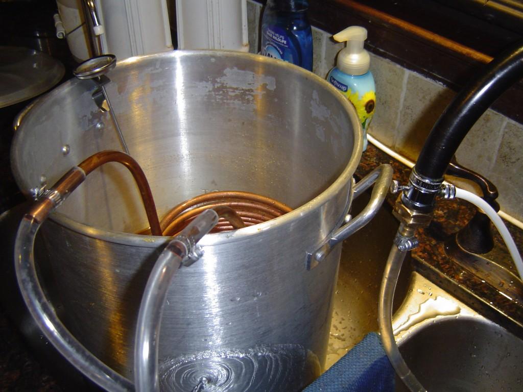 beer makeing